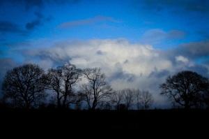 Caher Sky blue