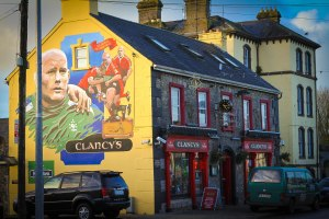 Clancy's bar