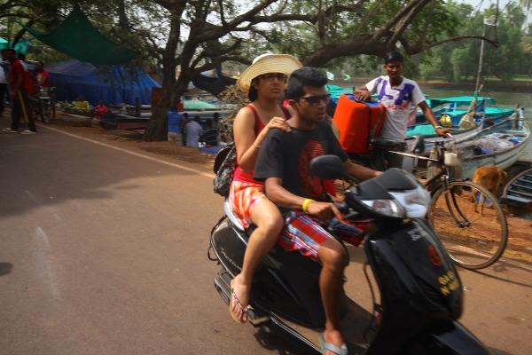 Goa in 1