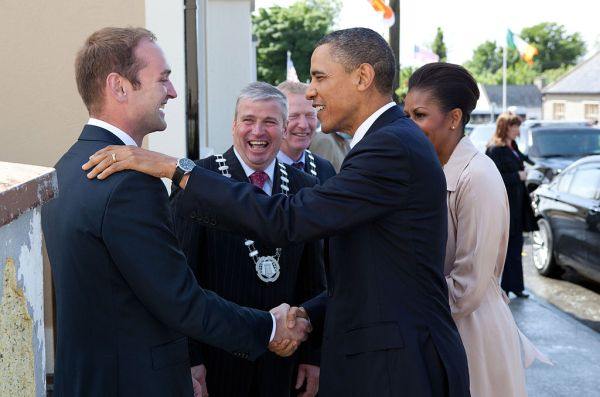 Obama Healy