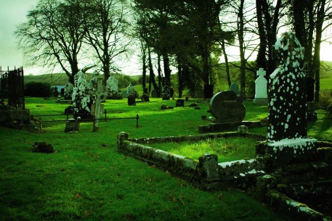 Grange Graveyard