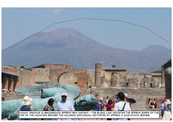 Vesuvius Mountaintop